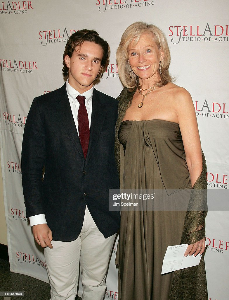 Christian Scheider and Brenda Siemer Scheider arrives at the 4th Annual Stella by Starlight Gala Benefit Honoring Martin Sheen at Chipriani 23rd st on March 17, 2008 in New York City.