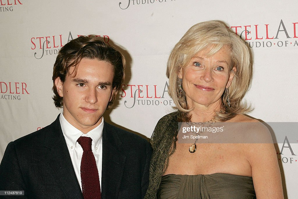 Christian Scheider and Brenda Siemer Scheider arrives at the 4th Annual Stella by Starlight Gala Benefit Honoring <a gi-track='captionPersonalityLinkClicked' href=/galleries/search?phrase=Martin+Sheen&family=editorial&specificpeople=203224 ng-click='$event.stopPropagation()'>Martin Sheen</a> at Chipriani 23rd st on March 17, 2008 in New York City.
