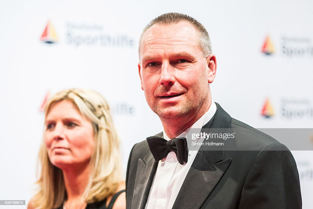 <a gi-track='captionPersonalityLinkClicked' href=/galleries/search?phrase=Christian+Schwarzer&family=editorial&specificpeople=661296 ng-click='$event.stopPropagation()'>Christian Schwarzer</a> attends German Sports Gala 'Ball des Sports 2016' on February 6, 2016 in Wiesbaden, Germany.