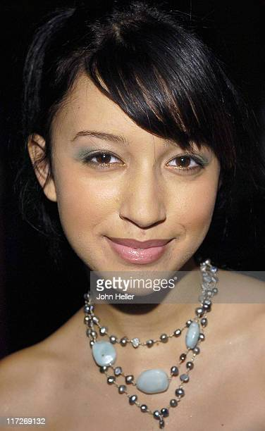 Christian Serratos of Ned's Declassified School Survival Guide