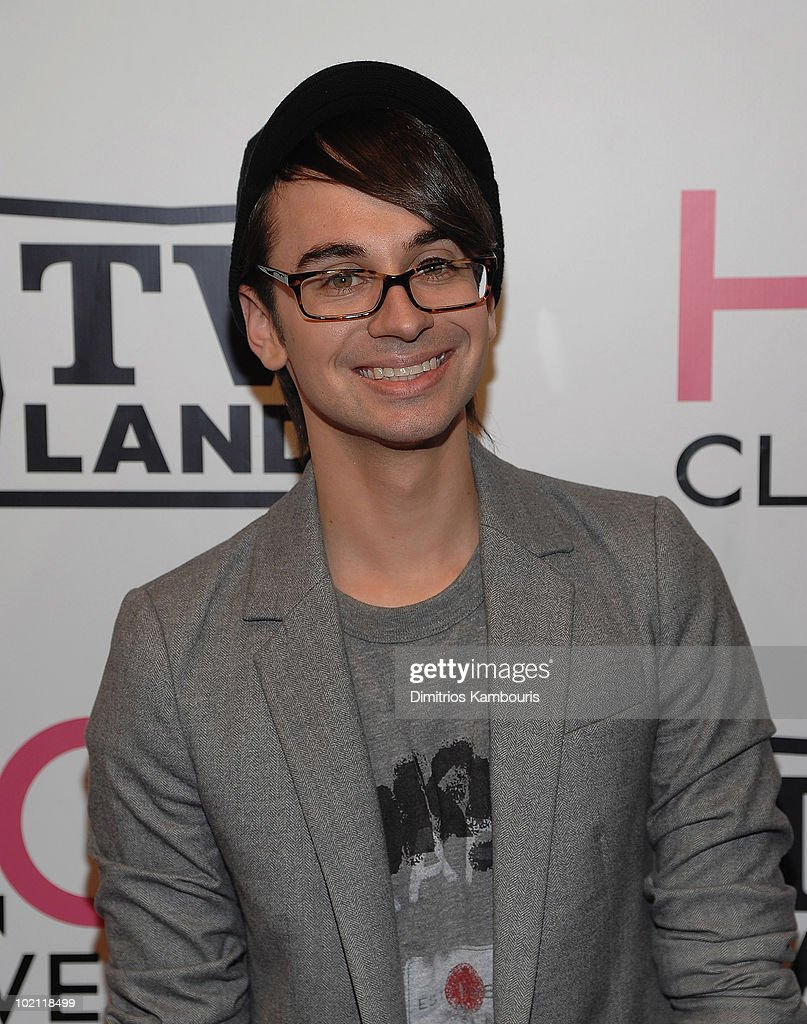 Christian Siriano attends the 'Hot in Cleveland' premiere at the Crosby Street Hotel on June 14, 2010 in New York City.