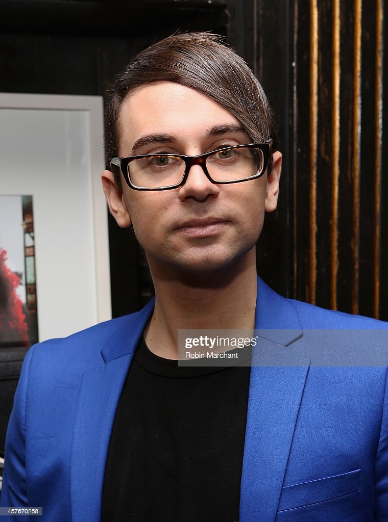 Christian Siriano celebrates the premiere of Lifetime's All New Fashion Series 'Project Runway THREADS' at Christian Siriano Boutique on October 22...
