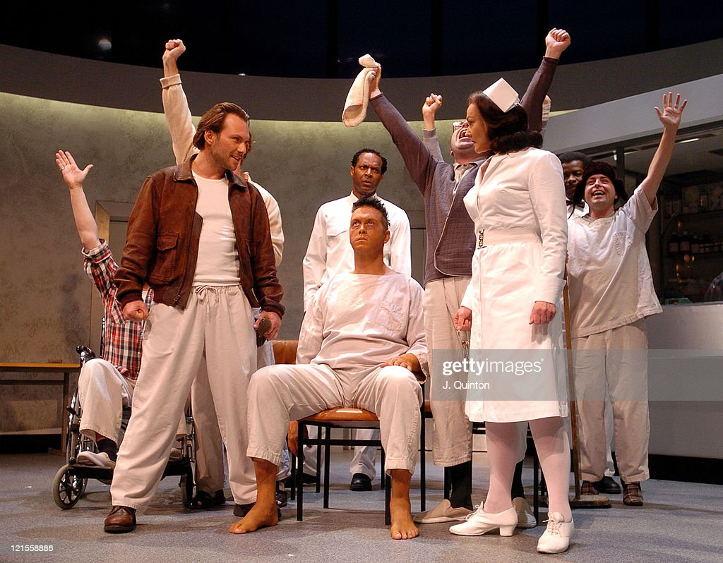 mccarthyism and the one flew over Historical and literary context for ken kesey's one flew over the cuckoo's nest learn all about one flew over the cuckoo's nest, ask questions, and get the answers.