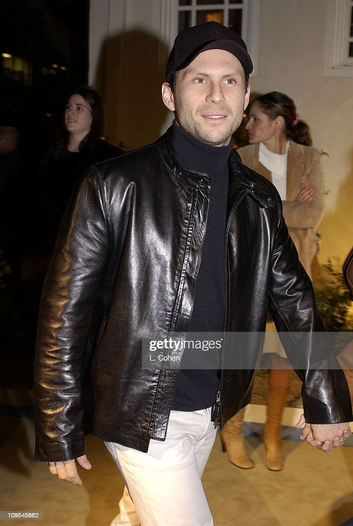 <a gi-track='captionPersonalityLinkClicked' href=/galleries/search?phrase=Christian+Slater&family=editorial&specificpeople=201651 ng-click='$event.stopPropagation()'>Christian Slater</a> arrives at the grand opening of Jennifer Lopez's restaurant 'Madre's' in Pasadena, California, April 12, 2002.