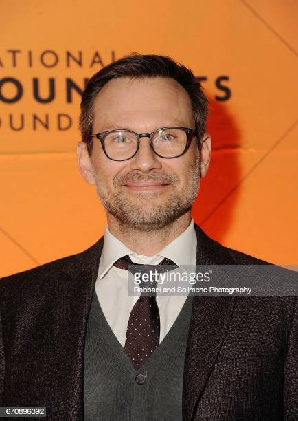 Christian Slater attends the 2nd Annual NationalArts Foundation New York Gala at The Metropolitan Museum of Art on April 20 2017 in New York City