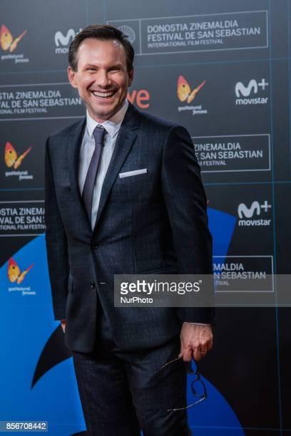 Christian Slater during 65th San Sebastian Film Festival Closure Gala at Kursaal on September 30 2017 in San Sebastian Spain