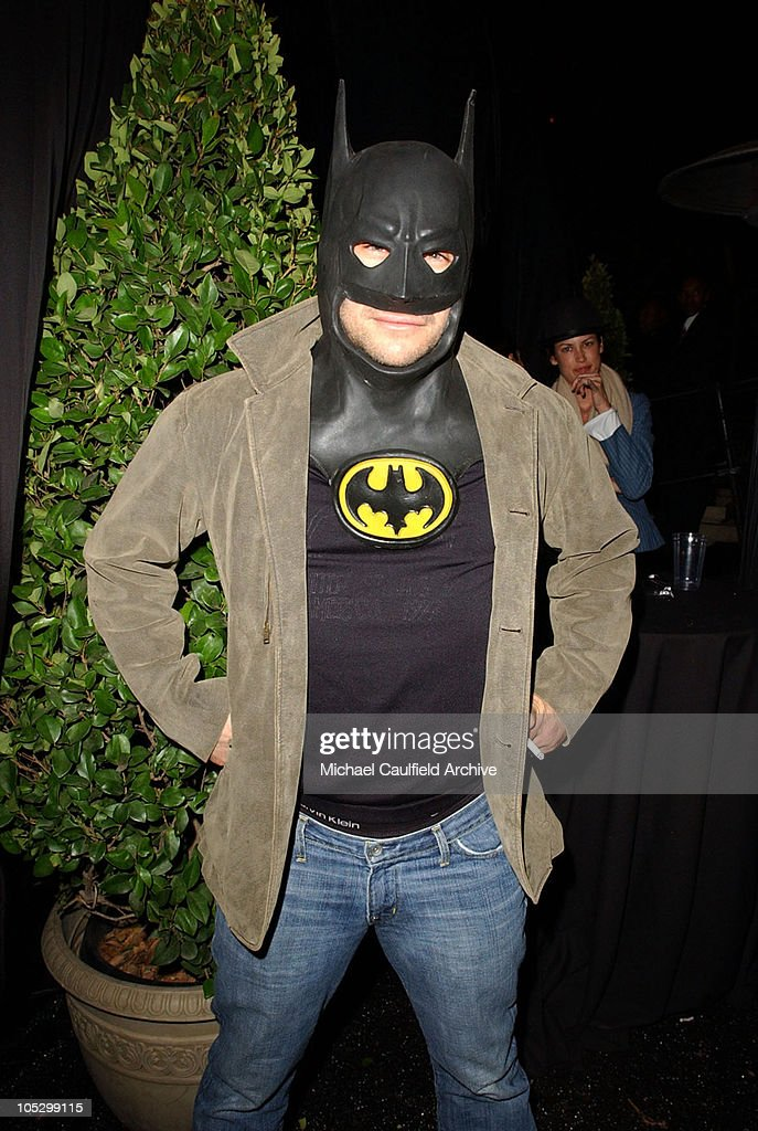 christian slater during girls gone wild elegant sin halloween party inside at private residence in - Elegant Halloween Party