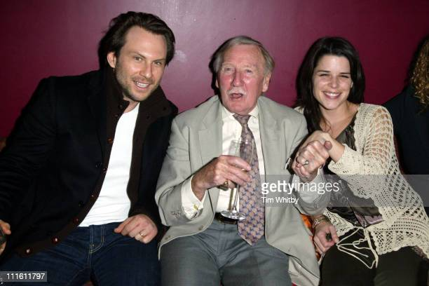 Leslie Phillips Stock Photos and Pictures | Getty Images