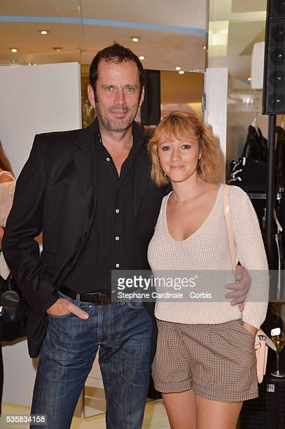 Julia livage stock photos and pictures getty images - Christian vadim et julia ...