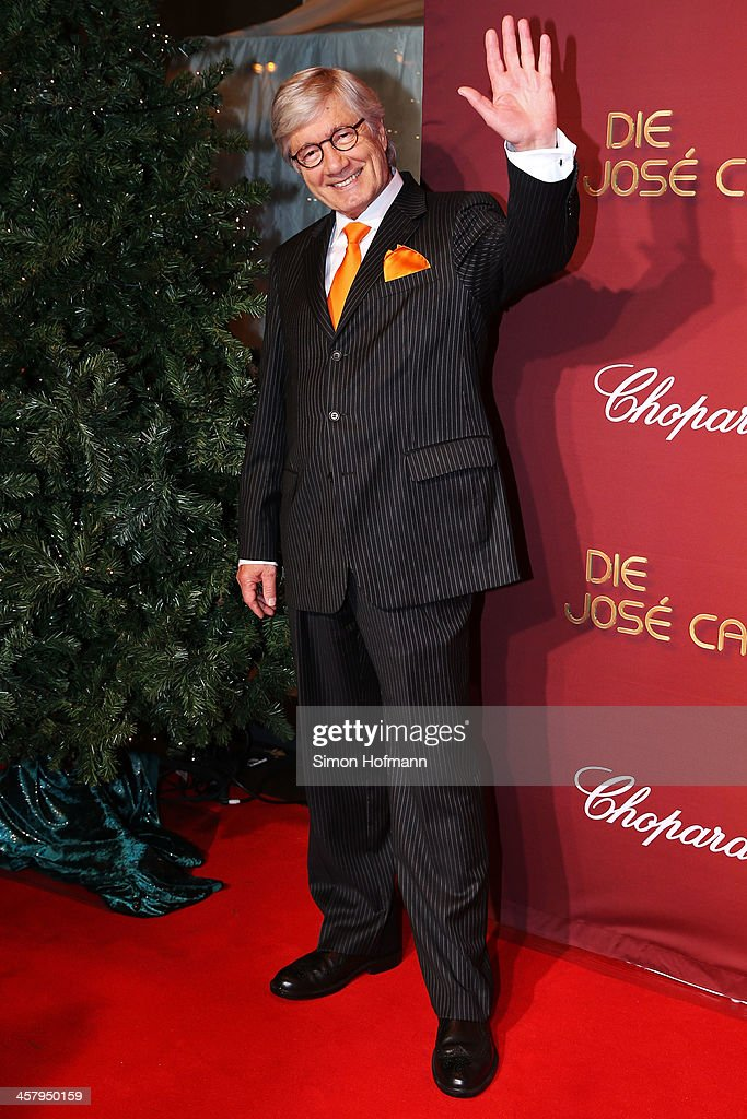 Christian Wolff attends the 19th Annual Jose Carreras Gala at Europapark on December 19, 2013 in Rust, Germany.