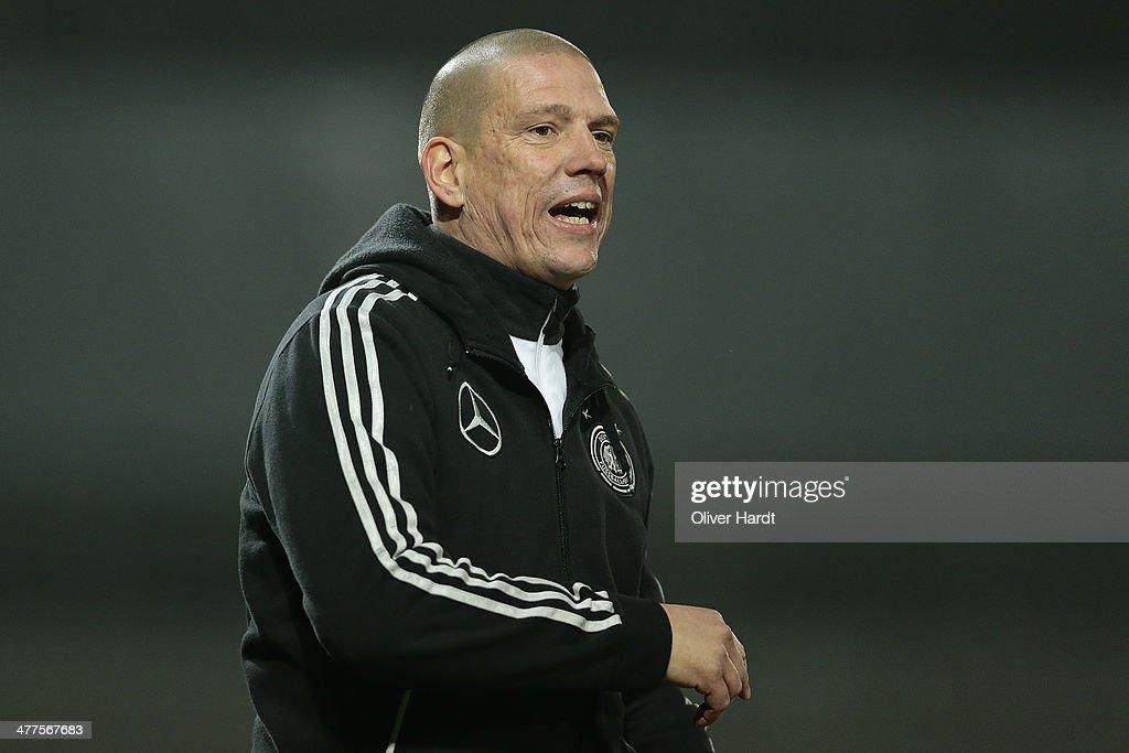 U18 Germany v U18 France - International Friendly Match