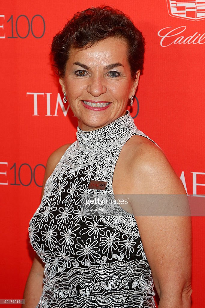 <a gi-track='captionPersonalityLinkClicked' href=/galleries/search?phrase=Christiana+Figueres&family=editorial&specificpeople=7113536 ng-click='$event.stopPropagation()'>Christiana Figueres</a> attends the 2016 Time 100 Gala at Frederick P. Rose Hall, Jazz at Lincoln Center on April 26, 2016 in New York City.