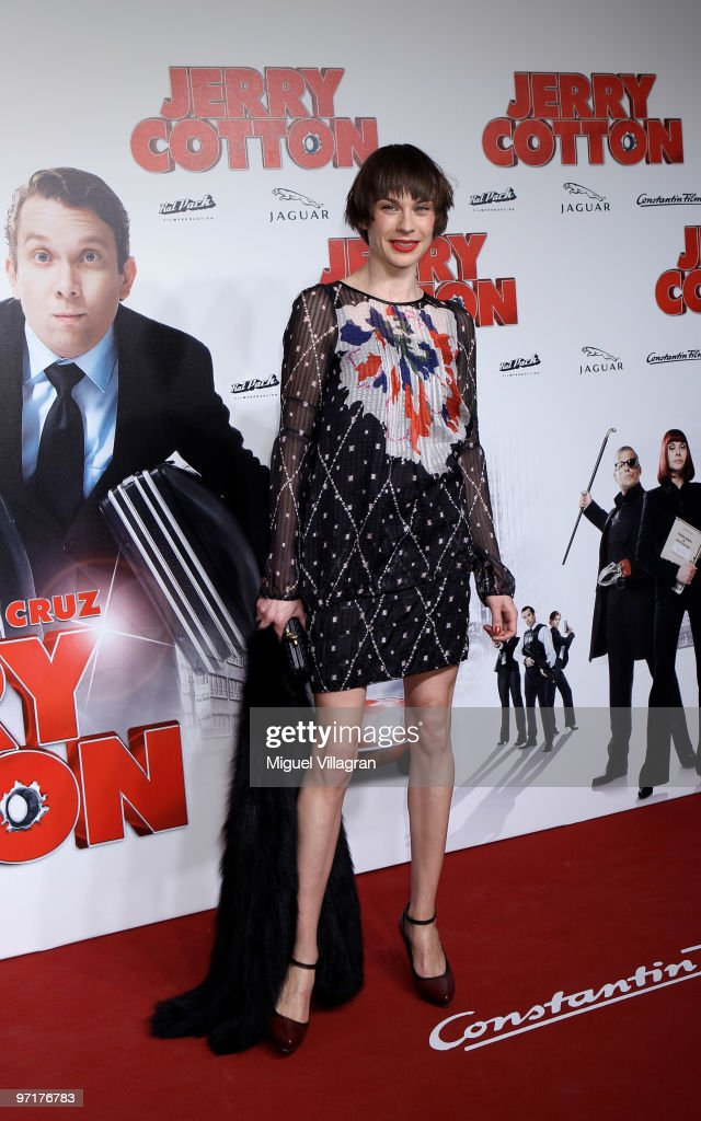 Jerry Cotton Germany Premiere
