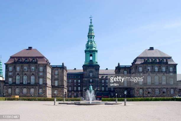 クリスチャンスボー城,コペンハーゲン,デンマーク