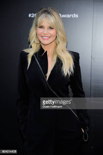 Christie Brinkley attends 2017 Stephan Weiss Apple Awards at Urban Zen on June 7 2017 in New York City