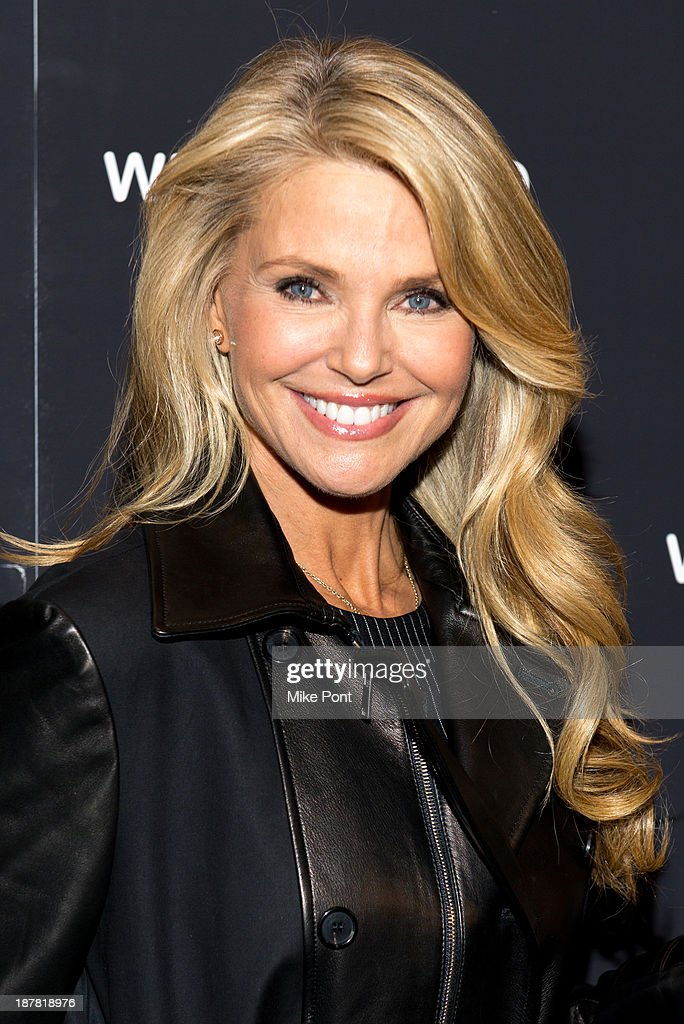 <a gi-track='captionPersonalityLinkClicked' href=/galleries/search?phrase=Christie+Brinkley&family=editorial&specificpeople=204151 ng-click='$event.stopPropagation()'>Christie Brinkley</a> attends a special screening of 'White Gold' at the Museum of Modern Art on November 12, 2013 in New York City.