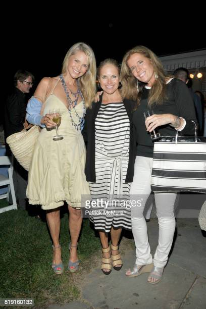 Christie Brinkley Katie Couric and attend THE CINEMA SOCIETY with VANITY FAIR HUGO BOSS host the after party for 'DINNER FOR SCHMUCKS' at Private...