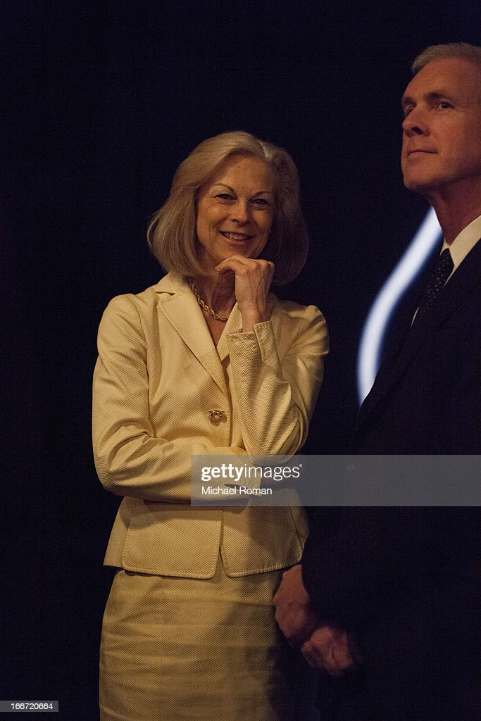 <a gi-track='captionPersonalityLinkClicked' href=/galleries/search?phrase=Christie+Hefner&family=editorial&specificpeople=212892 ng-click='$event.stopPropagation()'>Christie Hefner</a> attends the Roger Ebert Memorial Tribute at Chicago Theatre on April 11, 2013 in Chicago, Illinois.