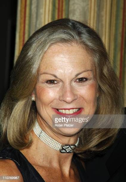 Christie Hefner during The Magazine Publishers of America Awards Dinner January 25 2006 at The Waldorf Astoria Hotel in New York New York United...