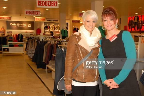 Kammann Ohz christin stark links mit mutter mona arbeitet im modehaus ka