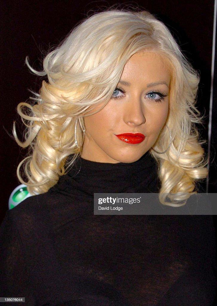 Christina Aguilera during Christina Aguilera Showcase Outside Arrivals July 20 2006 at KOKO in London Great Britain