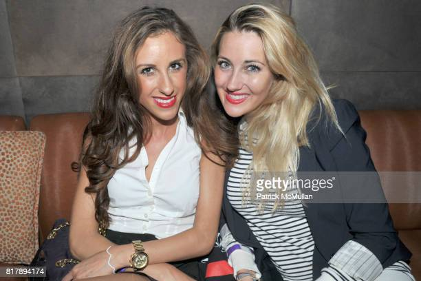 Christina Antonio and Jacque Boothby attend ASSOCIATION to BENEFIT CHILDREN Junior Committee Fundraiser at Gansevoort Hotel on September 14 2010 in...