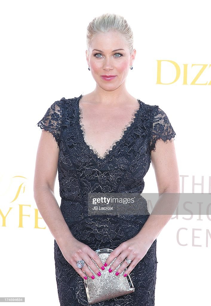 <a gi-track='captionPersonalityLinkClicked' href=/galleries/search?phrase=Christina+Applegate&family=editorial&specificpeople=171273 ng-click='$event.stopPropagation()'>Christina Applegate</a> attends the 3rd Annual Celebration Of Dance Gala held at Dorothy Chandler Pavilion on July 27, 2013 in Los Angeles, California.