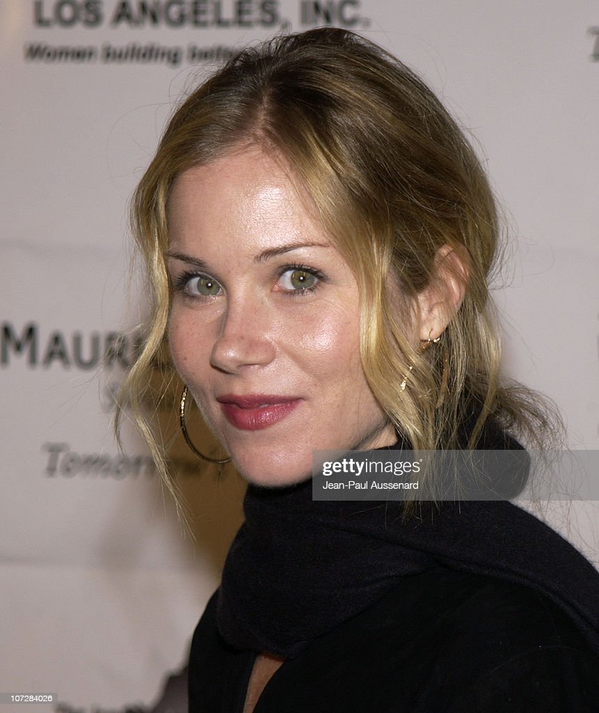 Christina Applegate during Maurice Lacroix Presents The <b>Junior League</b> of Los <b>...</b> - christina-applegate-during-maurice-lacroix-presents-the-junior-league-picture-id107284026