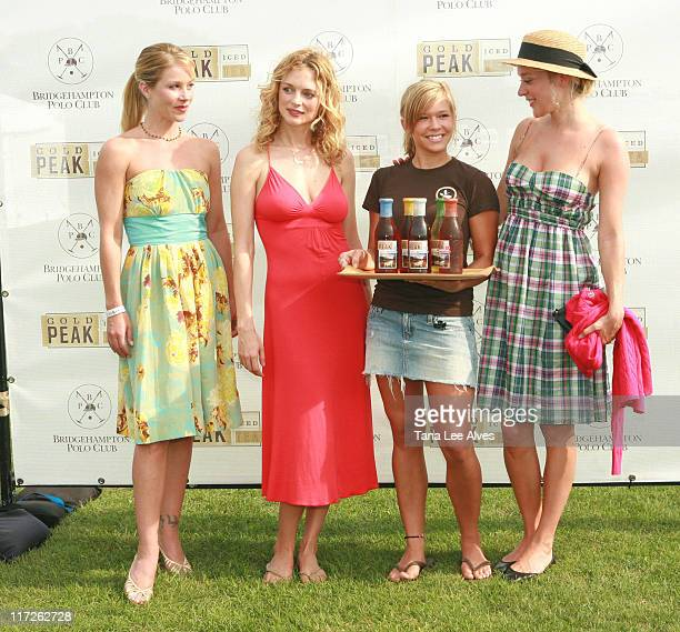 Christina Applegate Heather Graham Chloe Sevigny and hostess