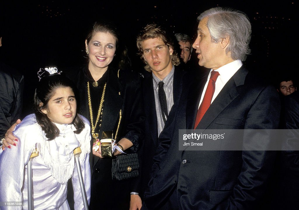Christina Ferrare, Children, And Husband Tony Thomopoulos