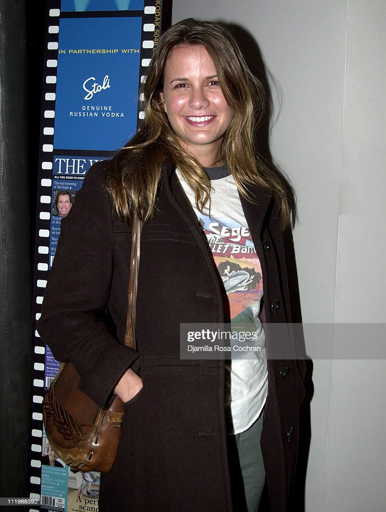 Christina Floyd during The Week presents the Grand Classics screening of 'Darling' hosted by Sofia Coppola at Soho House in New York City New York...