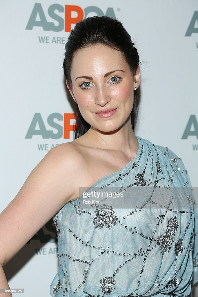 Christina Galioto attends the 16th Annual ASPCA Bergh Ball at The Plaza Hotel - 5th Avenue on April 11, 2013 in New York City.