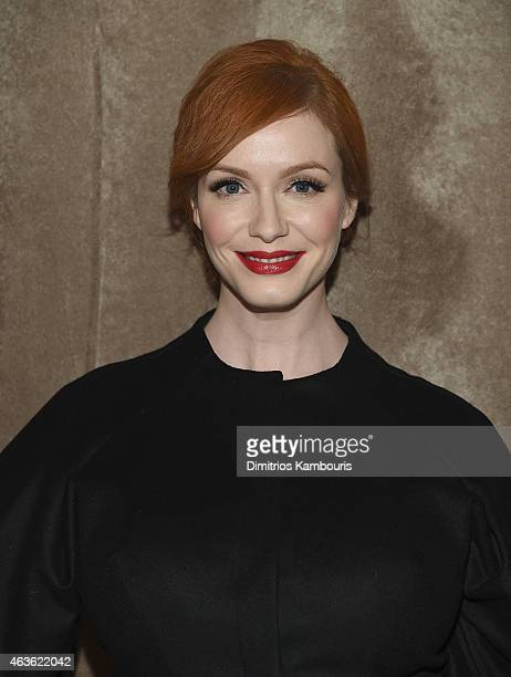 Christina hendricks stock photos and pictures getty images for Hendricks mercedes benz