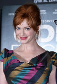 Christina Hendricks attends the photocall for 'God's Pocket' at BFI Southbank on August 4 2014 in London England