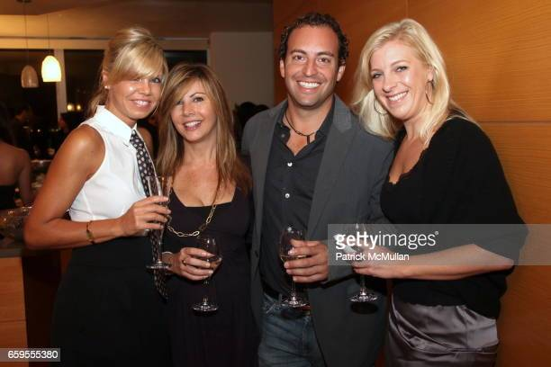Christina Joy Cathy Quinn Michael May and Suzanne Gibson attend Lanyard Grandelli Launch of Prudential Douglas Eilliman at The RitzCarlton on October...