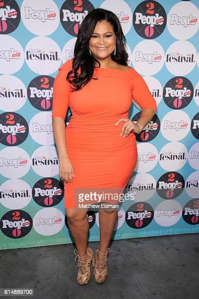 Christina Mendez attends the 5th Annual Festival PEOPLE En Espanol Day 1 at the Jacob Javitz Center on October 15 2016 in New York City
