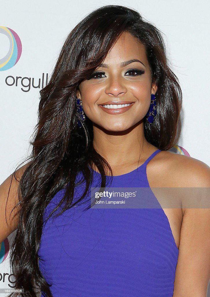 <a gi-track='captionPersonalityLinkClicked' href=/galleries/search?phrase=Christina+Milian&family=editorial&specificpeople=171274 ng-click='$event.stopPropagation()'>Christina Milian</a> attends 'Skirts Only' Fashion Show at 404 NYC on March 19, 2013 in New York City.