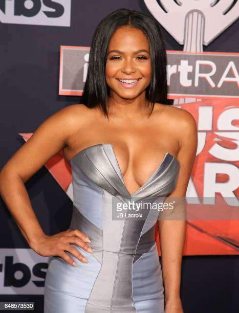 Christina Milian attends the 2017 iHeartRadio Music Awards at The Forum on March 5 2017 in Inglewood California