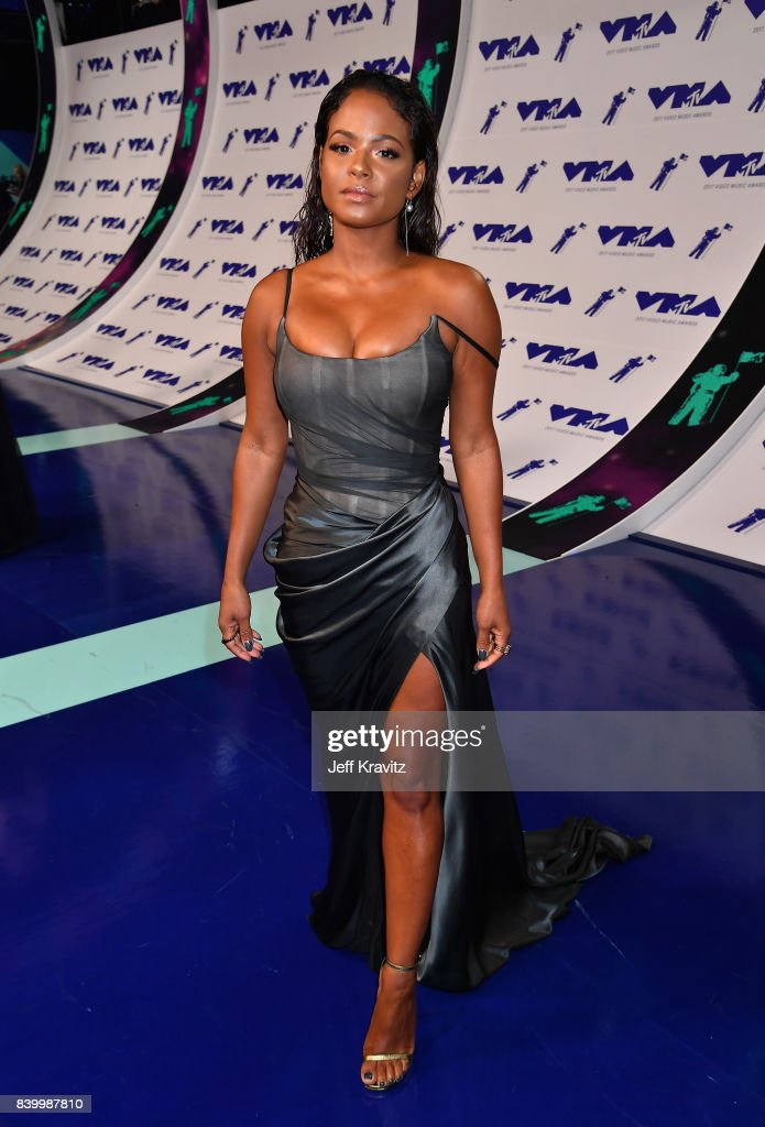 Christina Milian attends the 2017 MTV Video Music Awards at The Forum on August 27, 2017 in Inglewood, California.