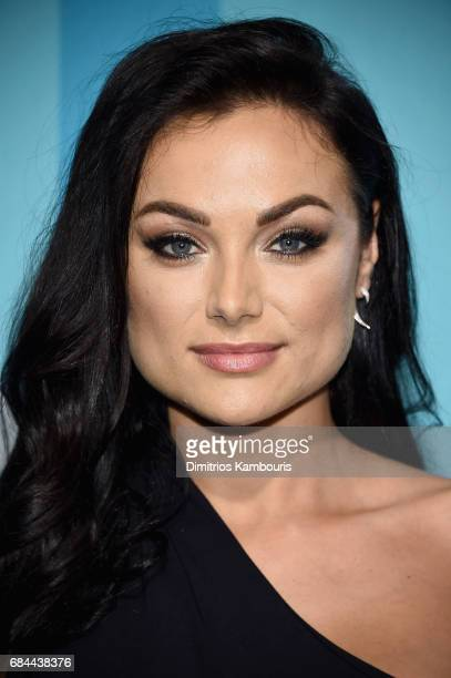 Christina Ochoa attends the 2017 CW Upfront on May 18 2017 in New York City