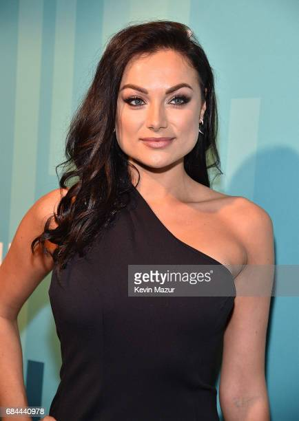 Christina Ochoa attends The CW Network's 2017 Upfront at The London Hotel on May 18 2017 in New York City