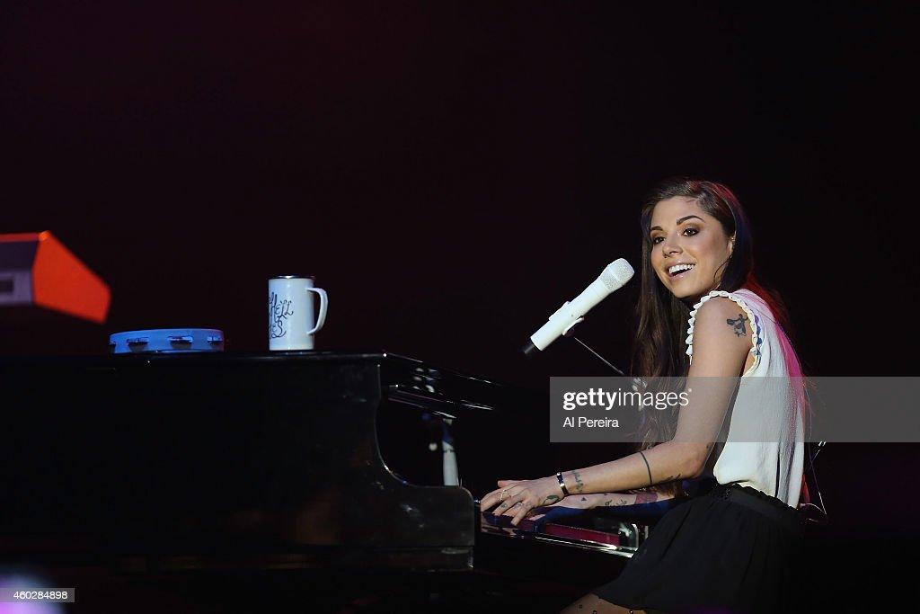 Christina Perri In Concert - Huntington, NY