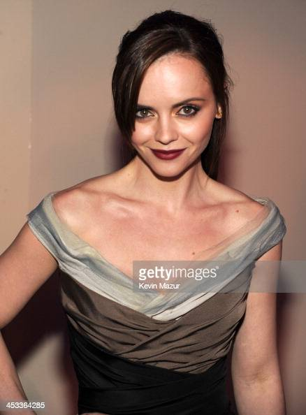Christina Ricci attends The Ninth Annual UNICEF Snowflake Ball at Cipriani Wall Street on December 3 2013 in New York City