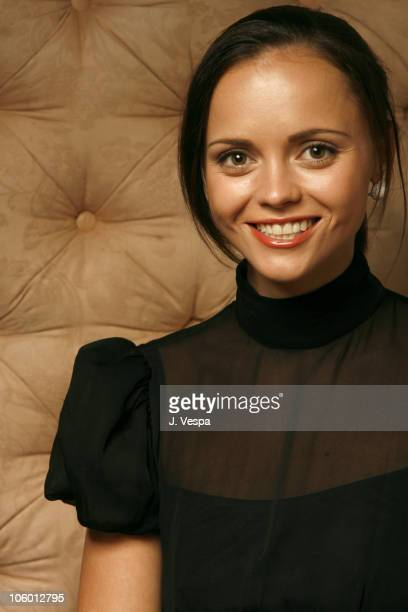 Christina Ricci during 31st Annual Toronto International Film Festival 'Penelope' Portraits at Portrait Studio in Toronto Ontario Canada