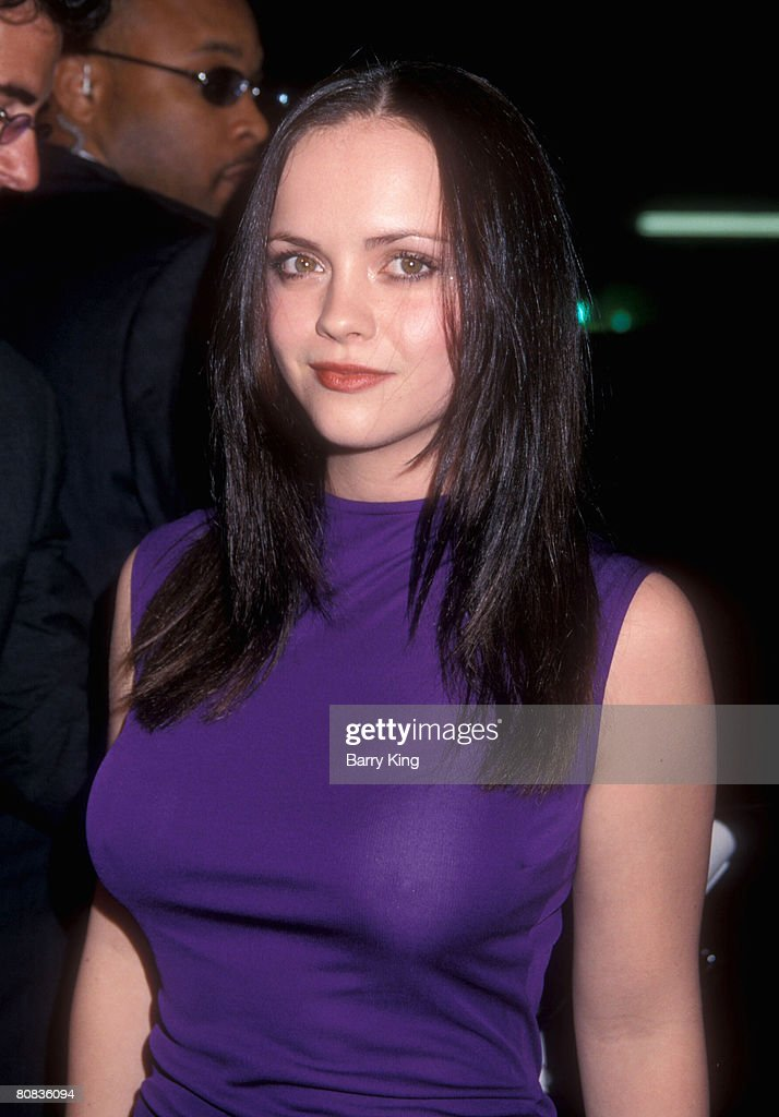 """Premiere of Paramount Pictures' """"Sleepy Hollow""""   Getty Images Christina Ricci"""