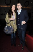 Christina Robert and Barnaby Thompson attend as Grand Classics Richard Curtis and Grey Goose celebrate 100 years of Universal Pictures' greatest...