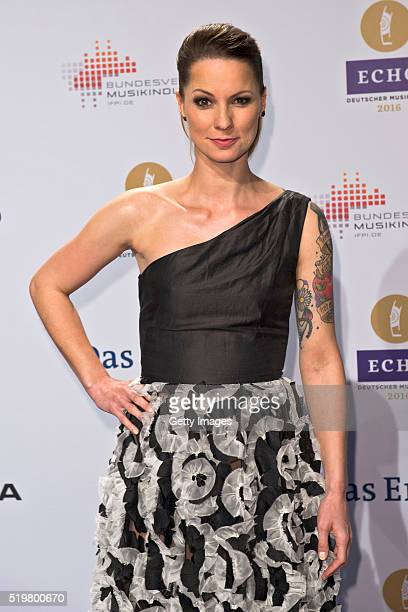 Christina Stuermer attends the Echo Award 2016 on April 7 2016 in Berlin Germany