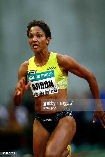 Christine AARON 100M Meeting Gaz de France Paris SaintDenis au stade de France