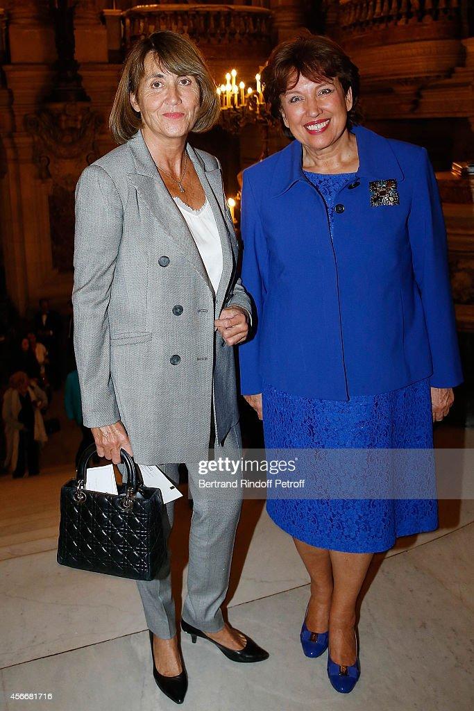 Tribute To Brigitte Lefevre At Opera De Paris