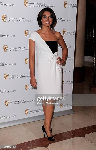 Christine Bleakley attends the British Academy Television Craft Awards at the London Hilton Hotel on May 23 2010 in London England